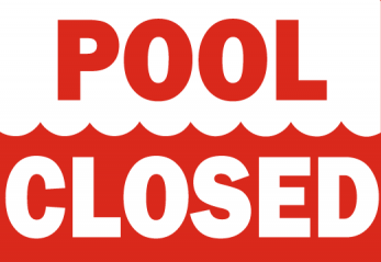 Advance Notice of Pool and Gym Closure – Saturday 29th June 2019