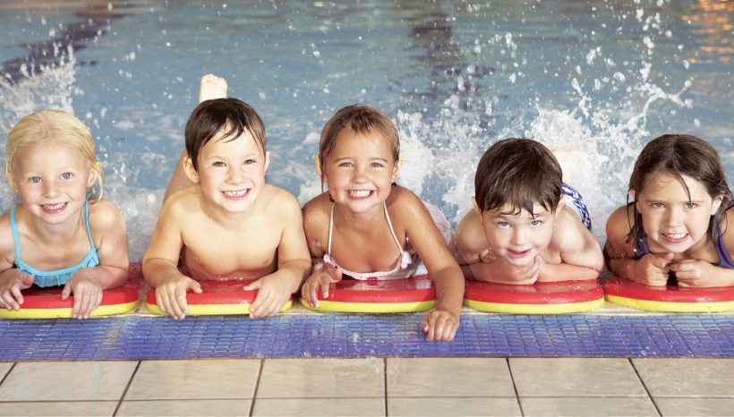 Junior Swimming Re-Enrolment