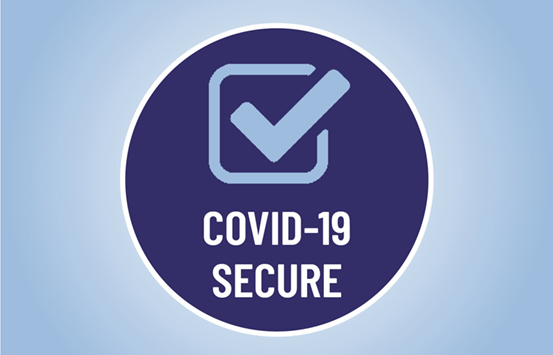 COVID update – keeping you safe